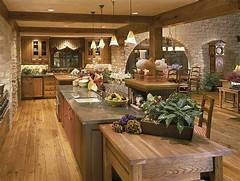 Rustic Kitchen Designs by Create A Rustic Kitchen Design With The Help Of Stone Veneers