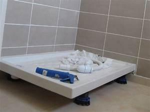 Bac A Douche Wedi : utilisation wedi sous carrelage ~ Dailycaller-alerts.com Idées de Décoration