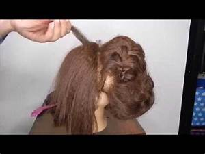 pakistani bridal hairstyle step by step full tutorial YouTube YouTube