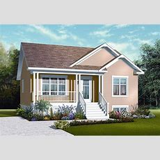 Country Home Plan  2 Bedrms, 1 Baths  911 Sq Ft  #1261121
