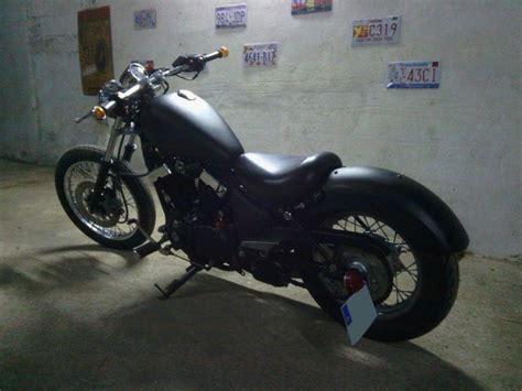 Le Bureau V2 - troc echange yamaha 125 cc custom virago look bobber sur
