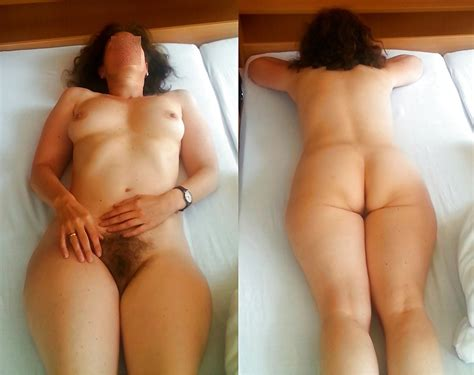 Front And Back Milf With Hairy Cunt And Big Ass 33