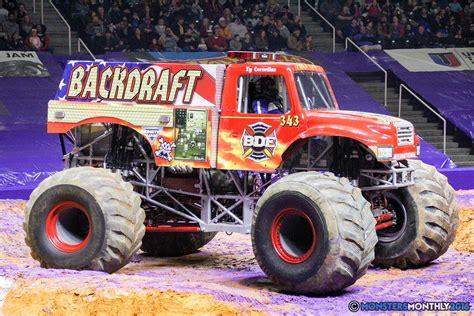 monster truck jam ta backdraft monster trucks wiki fandom powered by wikia