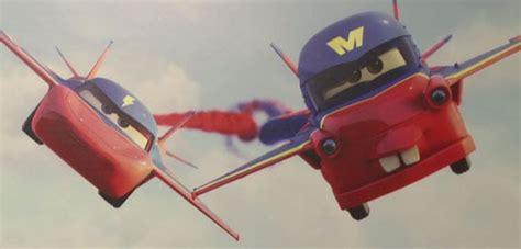 Pixar Behind The Scenes And Cars 2