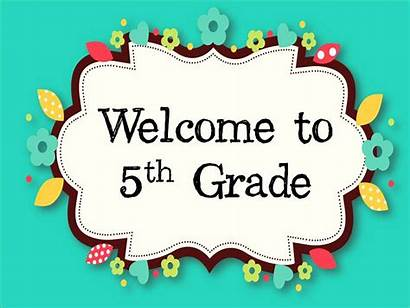 Grade 5th Welcome Fifth Clipart Science Class