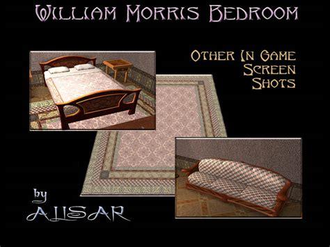 William Morris Bedroom Tradition Set