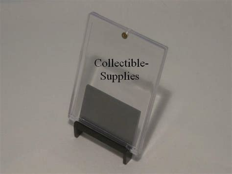 Displays2go.com has been visited by 10k+ users in the past month 12 PRO-MOLD Baseball Card Stands - Business Card Holder | eBay
