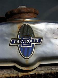 Old Chevy Emblem