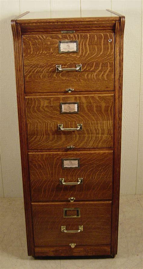 File Design Wooden Vertical Filing Cabinets