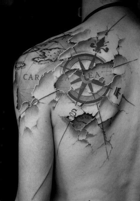 50+ Shoulder Blade Tattoo Designs & Meanings - Best Ideas (2019)