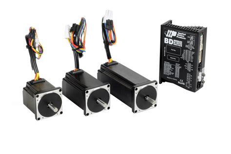 Brushless DC Motors and Drives | Applied Motion