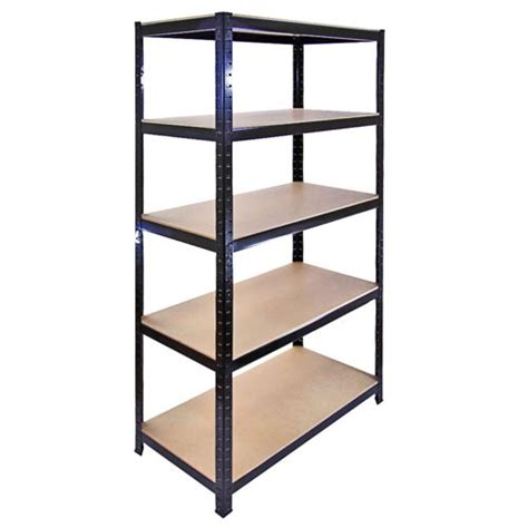 Garage Shelving Black Friday by Industrial Heavy Duty Steel Black Racking Garage Shelving