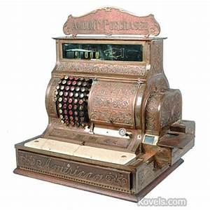 Antique Cash Registers | Technology Price Guide | Antiques ...