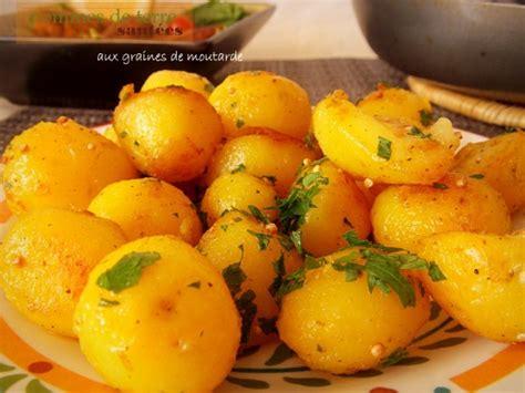 pommes de terre saut 233 es au persil et moutarde le blog