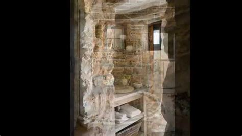 idee design pour les salles de bains pensez pierres  roches youtube