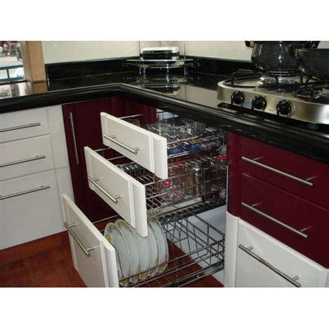 inside modular kitchen cabinets modern modular kitchen cabinets rs 1250 square b 2