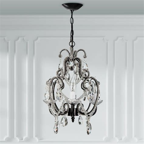 Swag Chandelier In by Beaded Chandelier For Room Mini Swag L