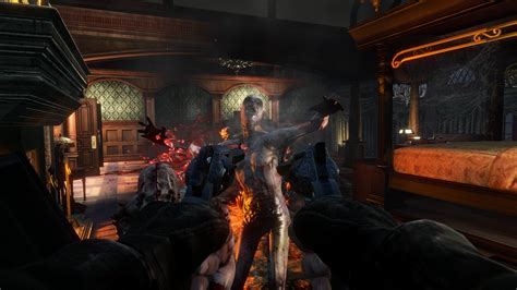 killing floor 2 how many players killing floor 2 shows action enemies and gore in new launch trailer