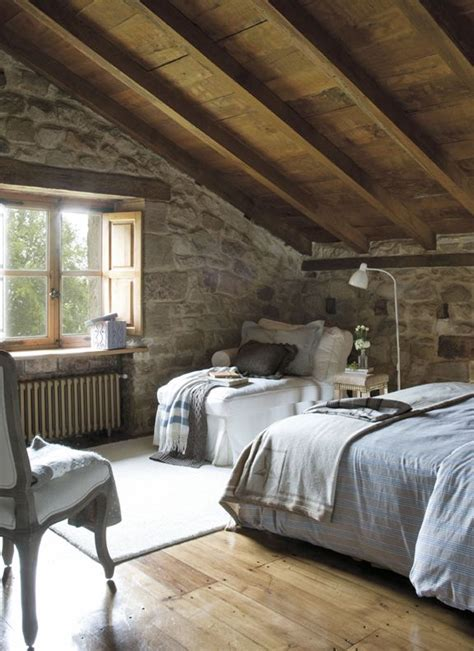 attic guest room attic rooms guest rooms and stone walls on pinterest