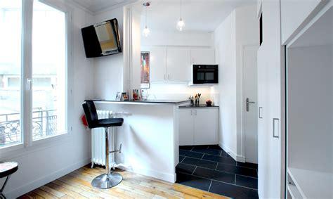 studio cuisine nantes optimisation studio 17 m2 buttes chaumont agence avous