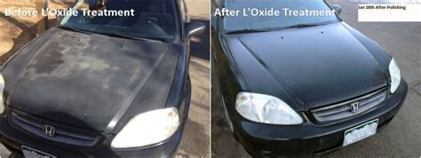 how to restore faded outdoor light fixtures how to restore oxidized and faded car paint