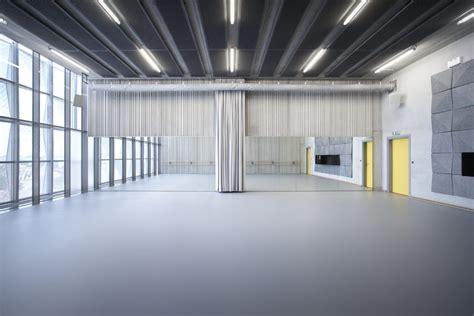 dance school   monumental minimalist sculpture