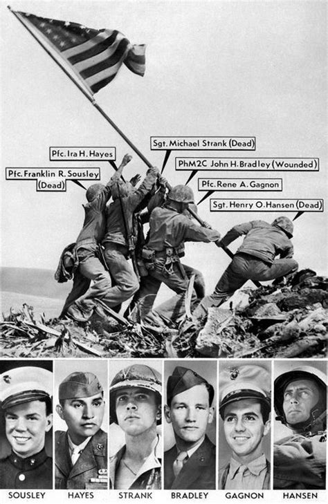 raise the siege the who raised the second flag iwo jima raising