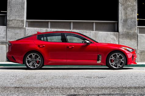 Exclusive 2018 Kia Stinger Gt First Test