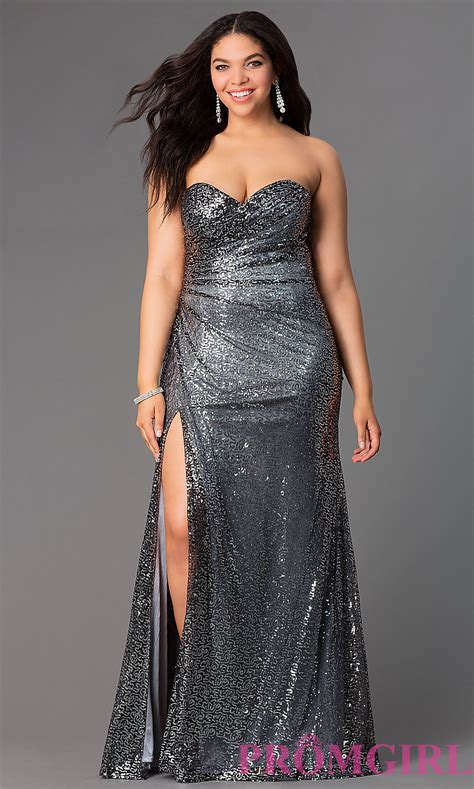 Prom dresses plus size long - Style Jeans