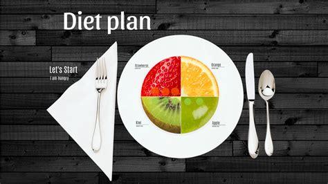 diet plan prezi template prezibase