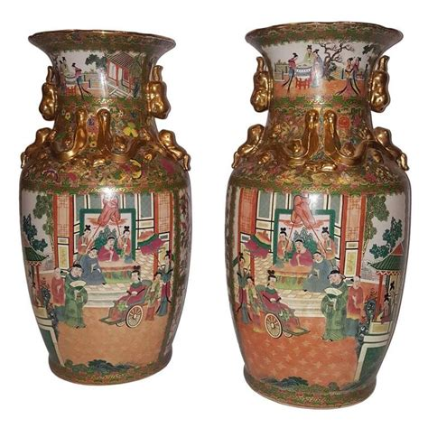 Large Vases For Sale by Pair Of Large Vases For Sale At 1stdibs