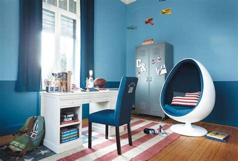 indogate chambre garcon bleu et gris