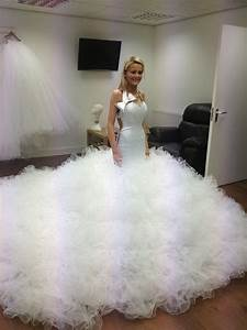wow you could get lost in this gown quothere comes the With gypsy wedding dress