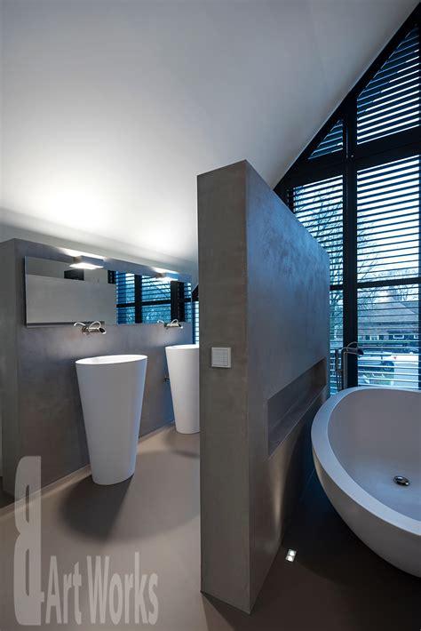 Gietvloer In Badkamer Glad by Gietvloer In Uw Badkamer Zijn Warm En Zacht Onder De Voeten