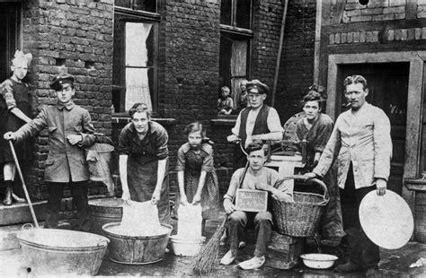 Wohnen Um 1900 historische bilder aus katernberg