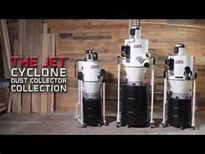 JET Vortex Cone Dust Collector High Efficiency Motor