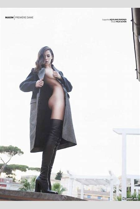 Marianna Di Martino for Maxim Magazine Italy | | Your ...