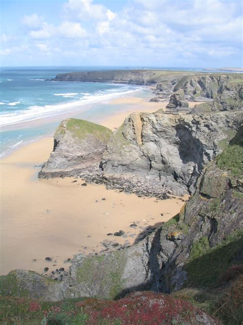Landscape 06 – Cornwall cliffs209_0994 « The Geology Trusts
