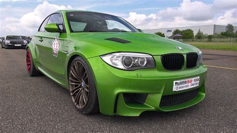 This Is The Most Crazy Bmw 1m Coupe Ever!!
