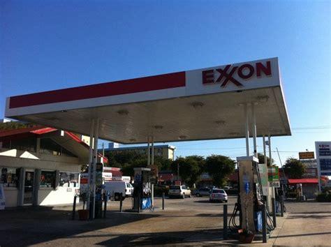 exxon gas station closed auto repair  nw  st