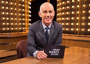 Ray D'Arcy Saturday Chat Show Has Been 'Difficult' For Host