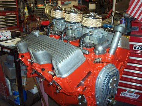 chevy hp engine date code corr  sale