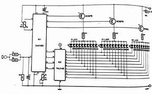 digital led voltmeter circuit diagram With digital voltmeter circuit