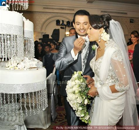 srilankan actor dhananjaya sashini wedding sri lankan