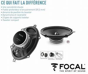 Haut Parleur Elliptique : hp focal focal iss 570 separees 207076 ~ Maxctalentgroup.com Avis de Voitures