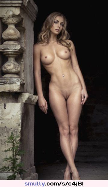 Blonde Nude Female Body Photography Art Nudity