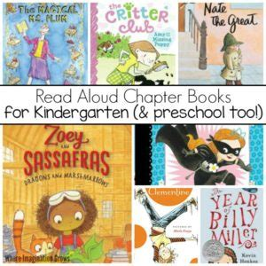 activities for preschoolers 199 | read aloud chapter books kindergarten preschool sq 300x300