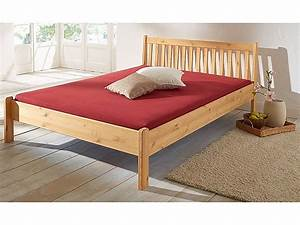 Bett Home Affaire : bett home affaire linda naturloft ~ Indierocktalk.com Haus und Dekorationen