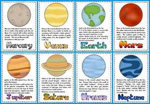 Solar System Planet Names