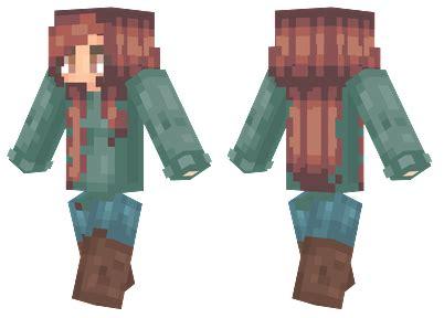 grey cardigan green sweater minecraft skins
